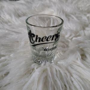 Cheers Boston Shot Glass